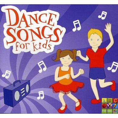 Juice Music DANCE SONGS FOR KIDS CD