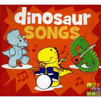Juice Music DINOSAUR SONGS CD