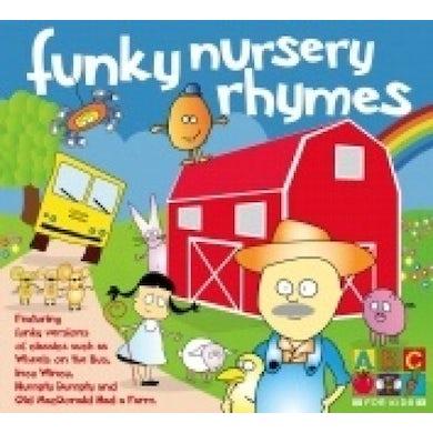 Juice Music FUNKY NURSERY RHYMES CD