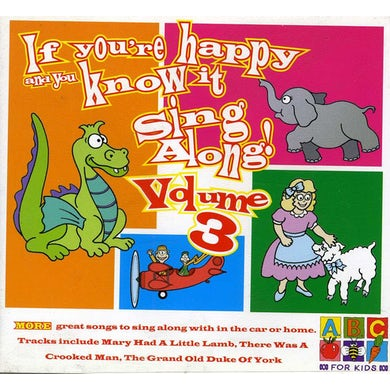 Juice Music IF YOU'RE HAPPY & YOU KNOW IT 3 CD