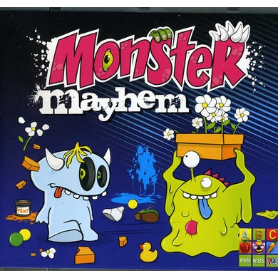 Juice Music MONSTER MAYHEM CD