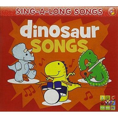 Juice Music SING: DINOSAUR SONGS CD