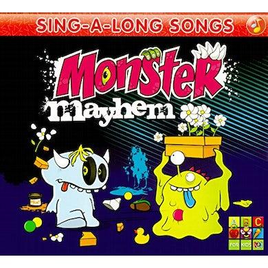 Juice Music SING: MONSTER MAYHEM CD