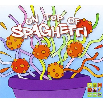 Juice Music SING: ON TOP OF SPAGHETTI CD