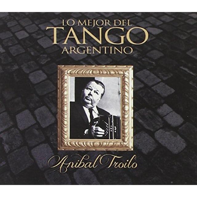 Anibal Troilo COLECCION LO MEJOR DEL TANGO ARGENTINOTROILO CD