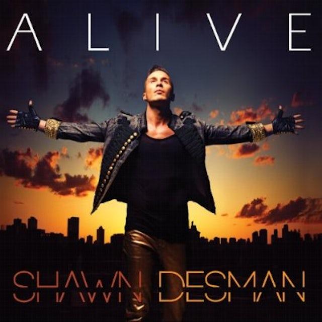 Shawn Desman ALIVE CD