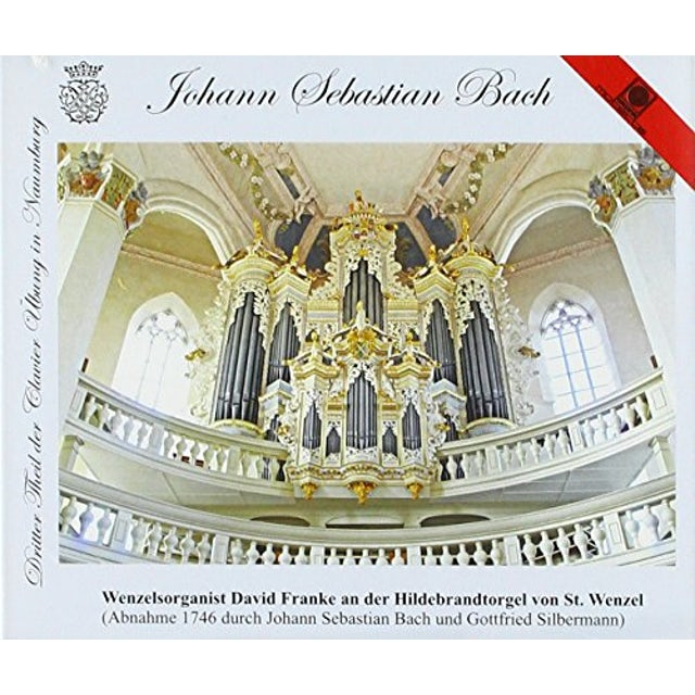 J.S. Bach DRITTER THEIL DER CLAVIER CD