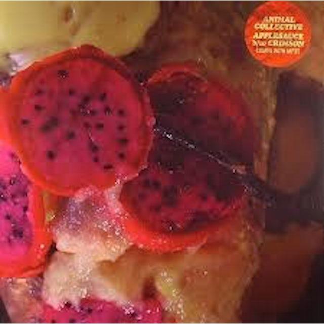 Animal Collective APPLESAUCE Vinyl Record - UK Release