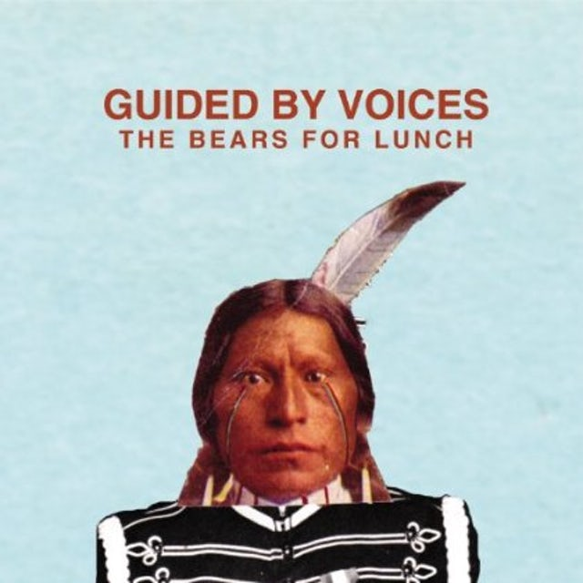 Guided By Voices BEARS FOR LUNCH CD