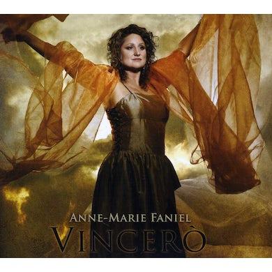Anne-Marie Faniel VINCERO CD