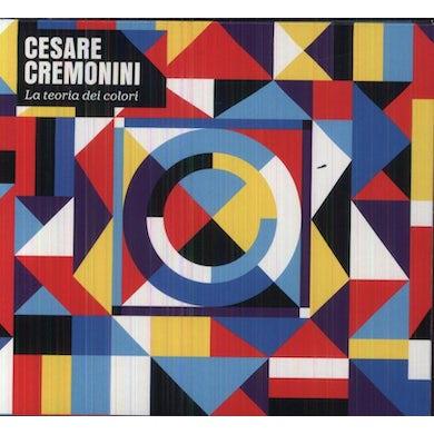 Cesare Cremonini LA TEORIA DEI COLORI CD
