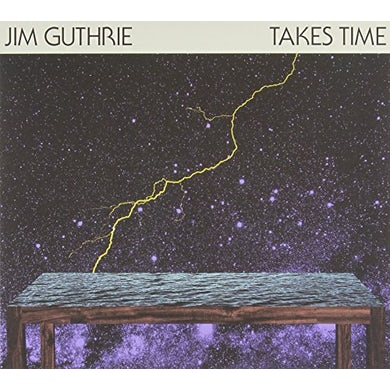 Jim Guthrie TAKES TIME CD