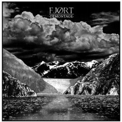 Fjort DEMONTAGE(LIMITED EDITION WHITE VINYL) Vinyl Record