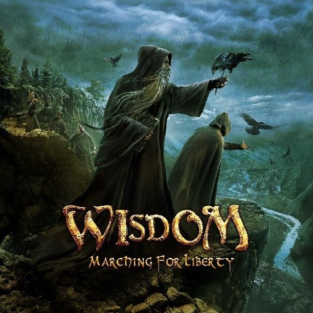 WISDOM MARCHING FOR LIBERTY CD