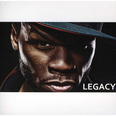 50 Cent LEGACY CD