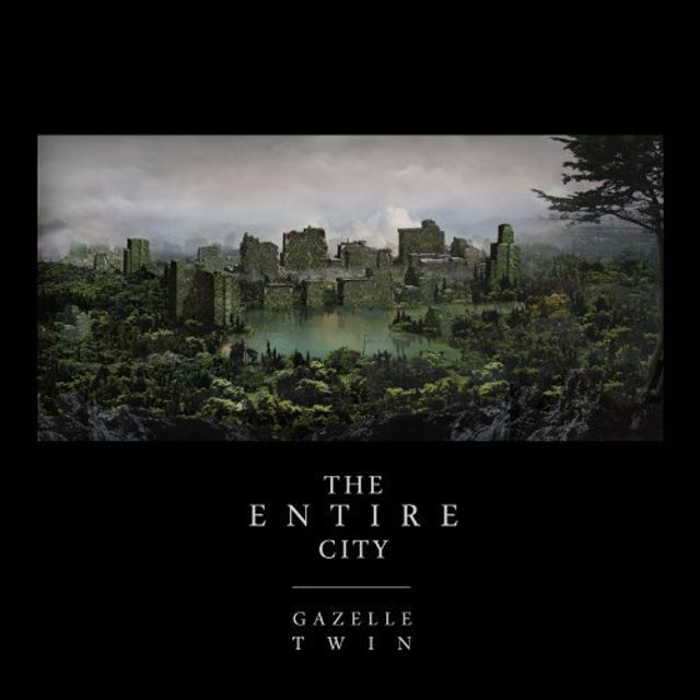 Gazelle Twin ENTIRE CITY (HOL) (Vinyl)