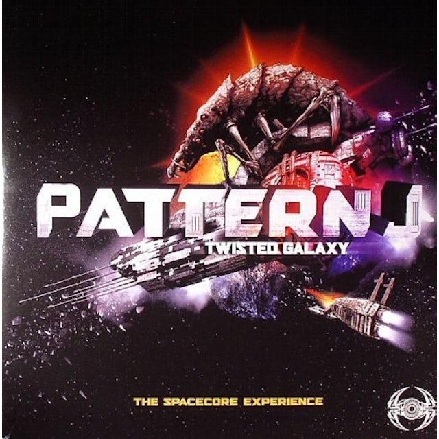 Pattern J TWISTED GALAXY Vinyl Record
