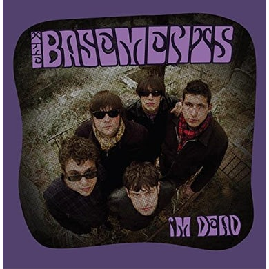 Basements I'M DEAD CD