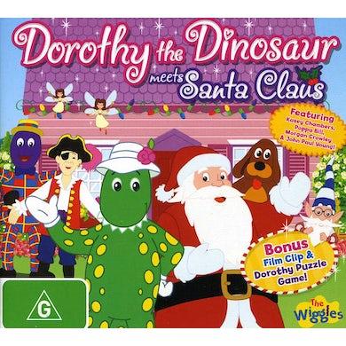 Wiggles DOROTHY DINOSAUR: DOROTHY MEETS SANTA CD