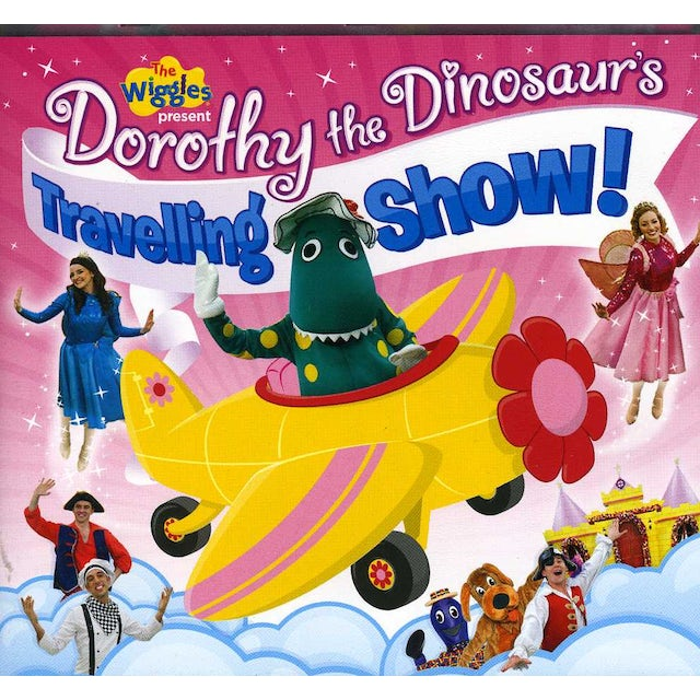 Wiggles DOROTHY THE DINOSAUR: TRAVELLING SHOW CD