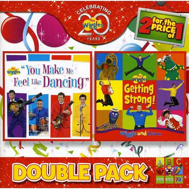 Wiggles FEEL LIKE DANCING/STRONG CD