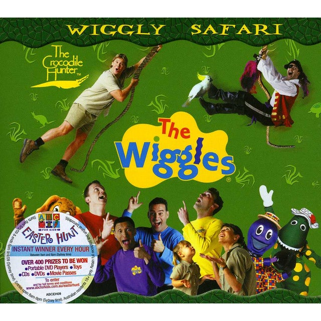 Wiggles WIGGLY SAFARI CD