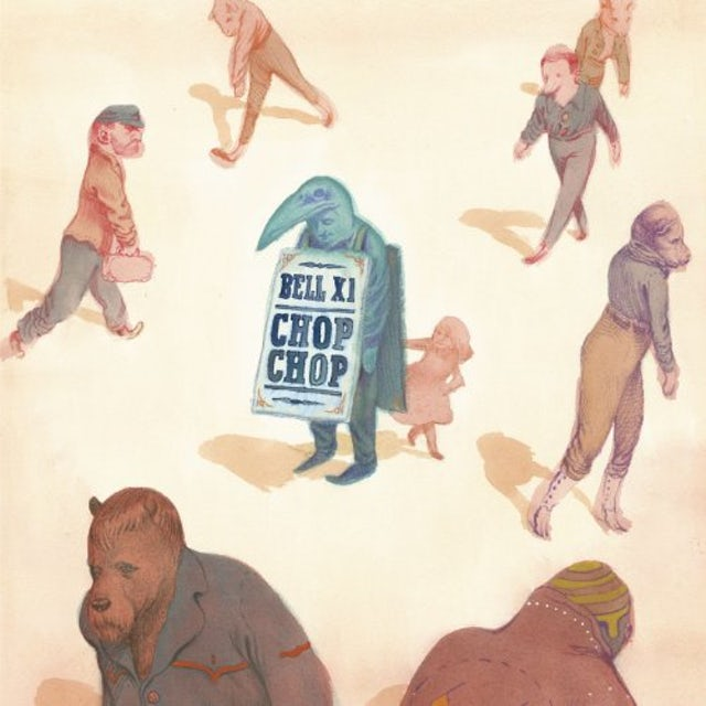 Bell X1 CHOP CHOP Vinyl Record