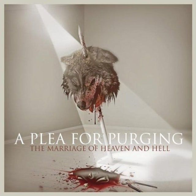 Plea For Purging MARRIAGE OF HEAVEN & HELL Vinyl Record - UK Release