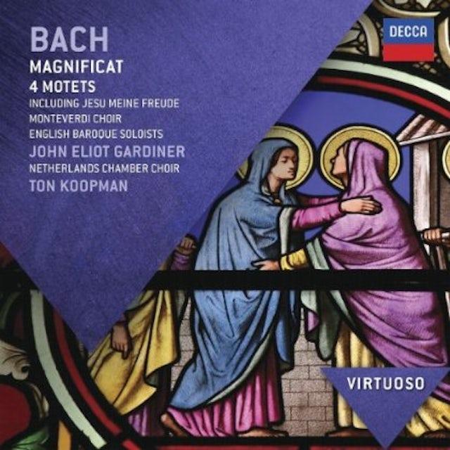 J.S. Bach MAGNIFICAT CD