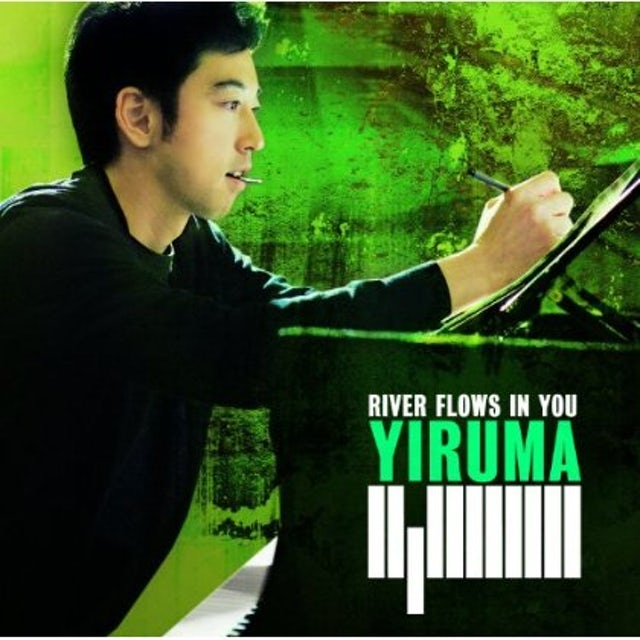 Yiruma RIVER FLOWS IN YOU CD
