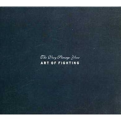 Art Of Fighting  VERY STRANGE YEAR CD