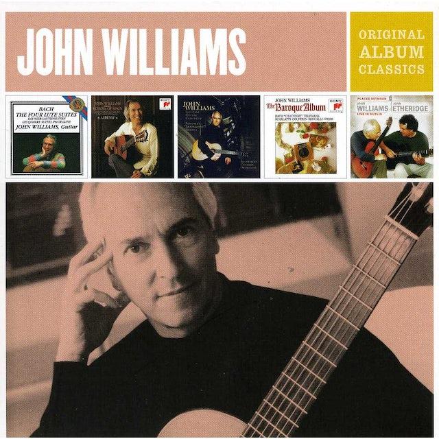 John Williams ORIGINAL ALBUM CLASSICS CD