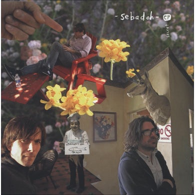 Sebadoh SECRET EP Vinyl Record - UK Release