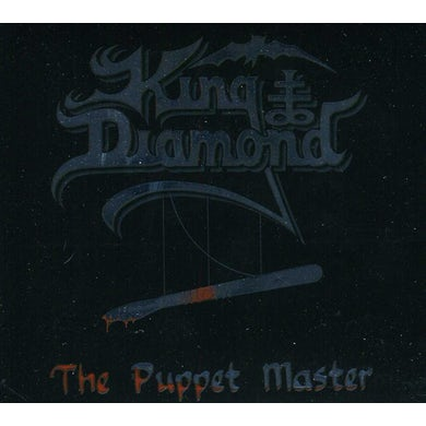 King Diamond PUPPET MASTER (RE-ISSUE) CD