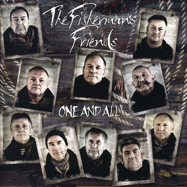 Fisherman's Friends ONE & ALL CD