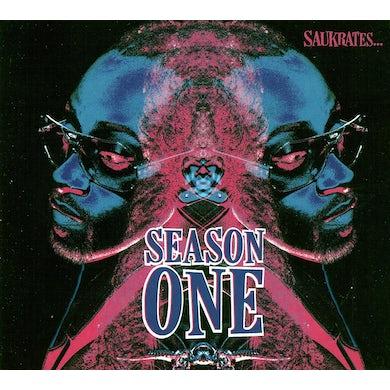 Saukrates SEASON ONE CD