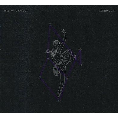 Avec Pas D'Casque ASTRONOMIE (FRN) Vinyl Record