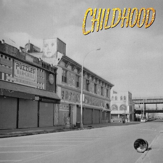 Childhood SOLEMN SKIES Vinyl Record
