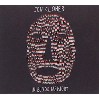 Jen Cloher IN BLOOD MEMORY CD