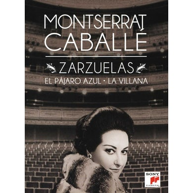 MONTSERRAT CABALLE. ZARZUELA CD