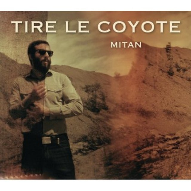 Tire Le Coyote MITAN CD