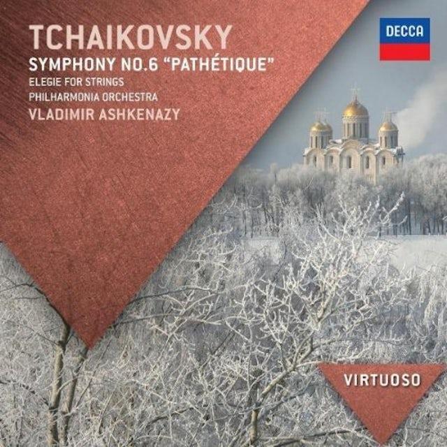 P.I. Tchaikovsky SYMPHONY NO.6 PATHETIQUE CD