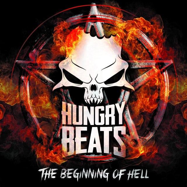 Hungry Beats BEGINNING OF HELL Vinyl Record