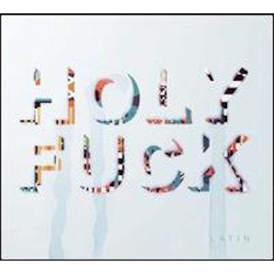Holy Fuck LATIN CD