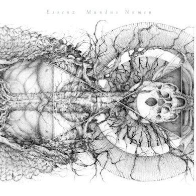Essenz MUNDUS NUMEN (GREY VINYL) Vinyl Record