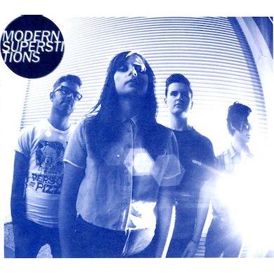 Modern Superstitions CD