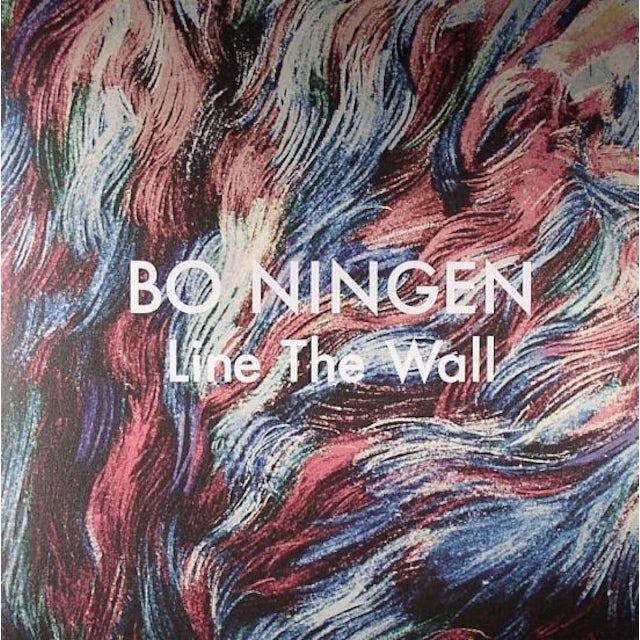 Bo Ningen LINE THE WALL Vinyl Record