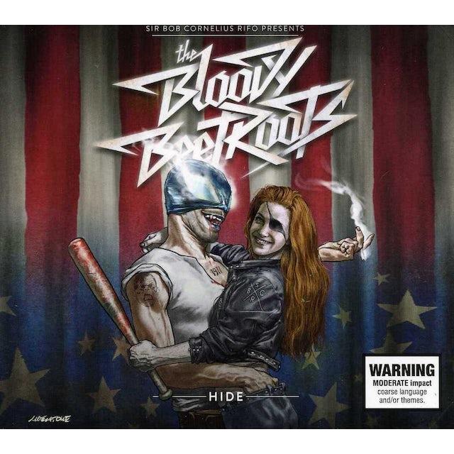 Bloody Beetroots HIDE CD