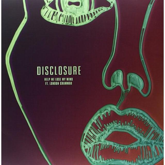 Disclosure HELP ME LOSE MY MIND (UK) (Vinyl)