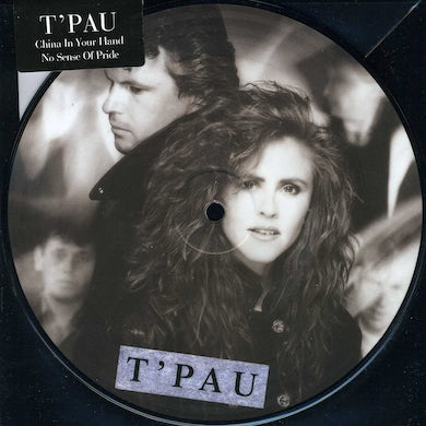T'Pau CHINA IN YOUR HAND Vinyl Record